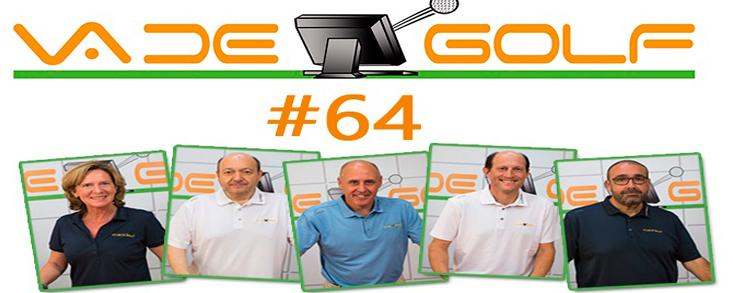El Torneo de los Valientes, el éxito del Disc-Am, la revolución del golf en Brea de Tajo y lo último de Decathlon y Ping