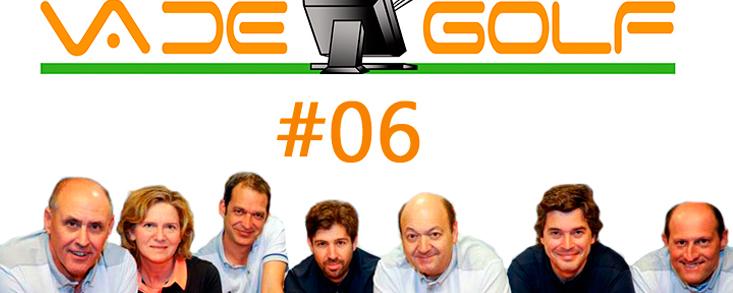 Tiger Woods, Sergio García, Javier Gallegos y Rory McIlroy, grandes protagonistas de la semana