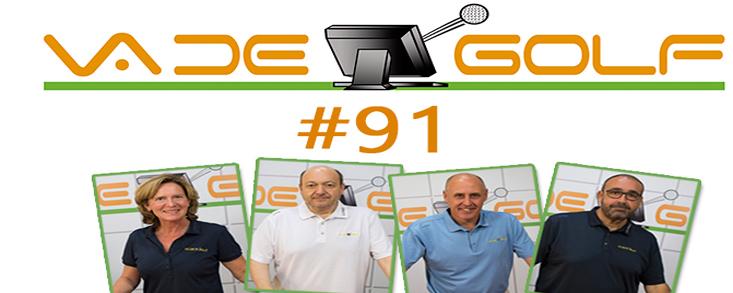 El mejor equipo para la apuesta más novedosa del golf español
