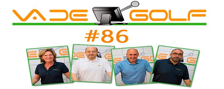 Lali en el Air Golf Club, unos palos del futuro y JJ Serrano en el RACE