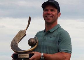 Paul Casey gana en Innisbrook y Tiger Woods ya asusta con su segundo puesto