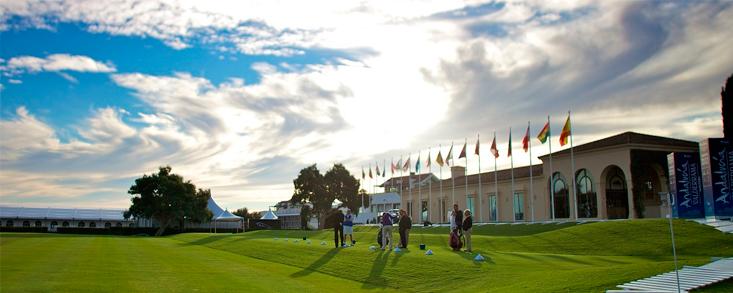 El Andalucía Valderrama Masters se jugará en junio y repartirá cerca de 4 millones de euros