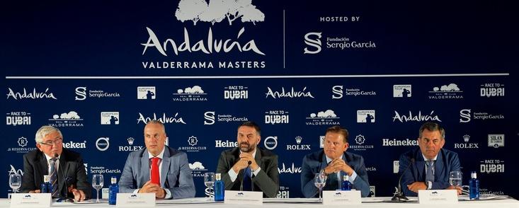 20 años después de la Ryder del 97 el mejor golf repite en un remozado Valderrama