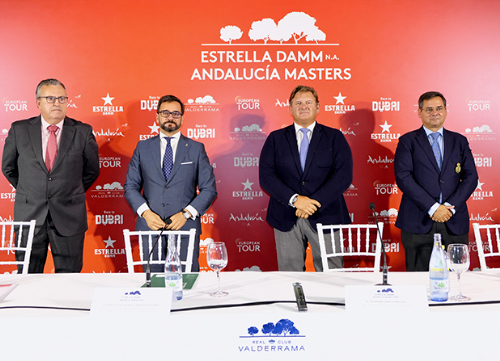 El Estrella Damm N.A. Andalucía Masters anuncia sus novedades para esta edición