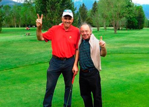 Rafael Moreno y Vicente Dasi, campeones de España Dobles Senior