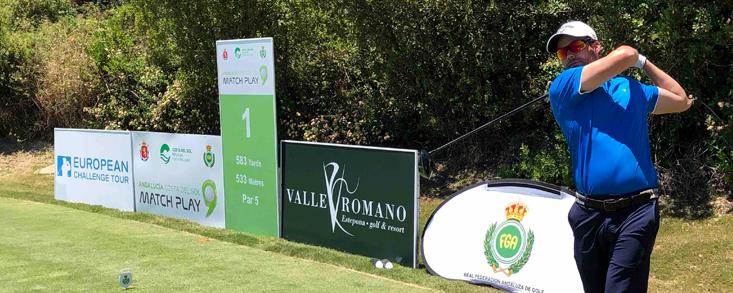 Ganas de espectáculo en Valle Romano Golf & Resort