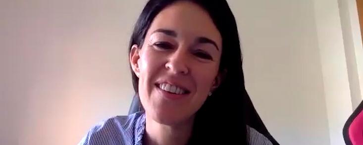 Vanessa Abrines: 'Combinar la precaución médica y la estabilidad psicológica es complicado'