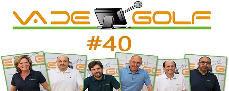 Golf en la universidad, networking y una visita a Golf Channel Latinoamérica