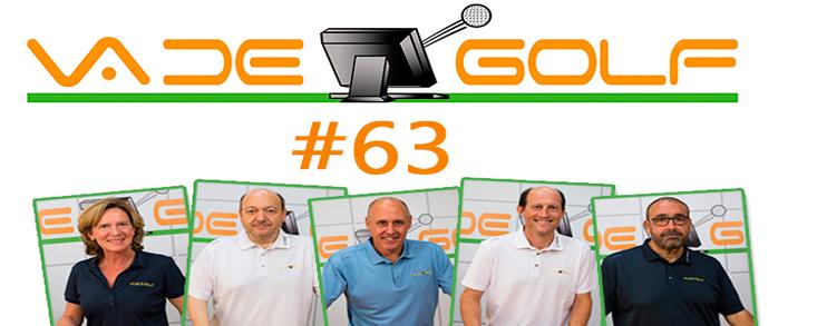 El golf hickory, la Fundación Andrés Olivares, el Daikin Madrid Open y las últimas novedades de Decathlon