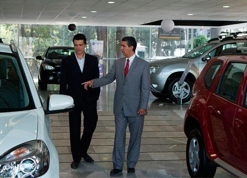 Las ventas de coches suben más de un 12% en enero
