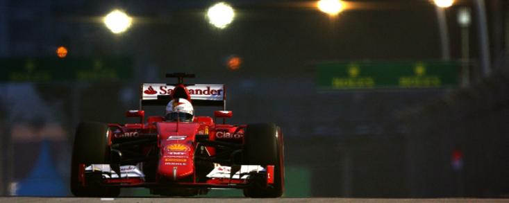 Vettel arruina el récord de Hamilton