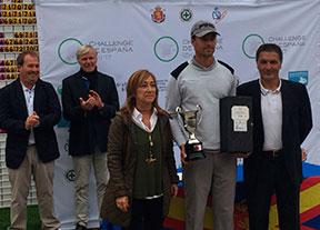 Victoria de Víctor Pérez en una jornada de infarto en Izki Golf
