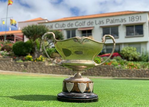 Cita con la historia del Real Club de Golf de Las Palmas