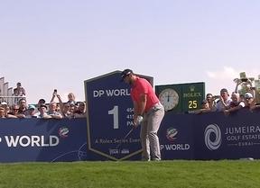 Vea las mejores imágenes de la cuarta jornada del DP World Tour