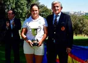 María Villanueva gana el Campeonato de España Individual