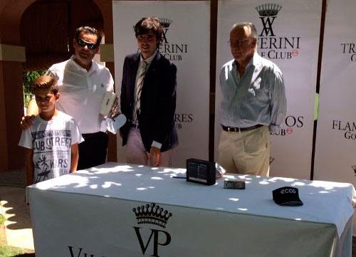 José Luis Lara y Consuelo Pliego, ganadores