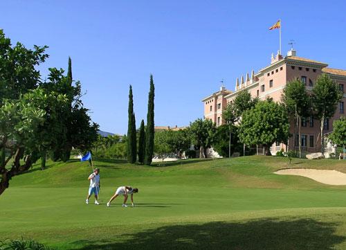 Villa Padierna promueve en Madrid el golf de la Costa del Sol