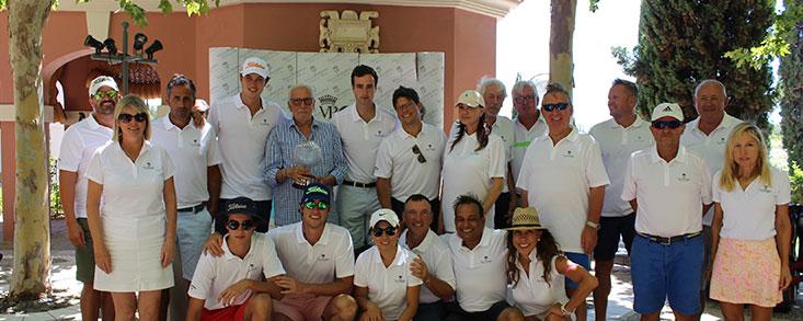 Villa Padierna se impone en el torneo de los '4 Grandes'