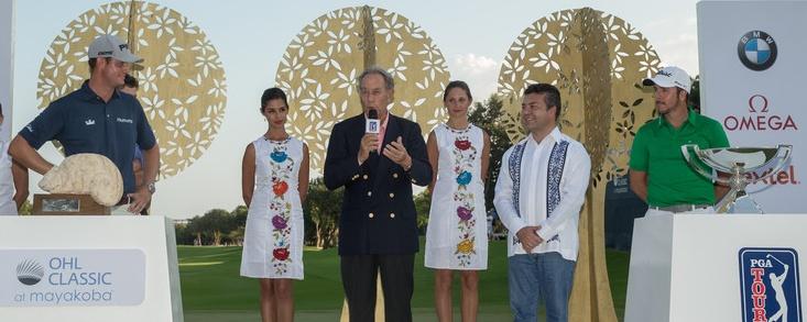 """Villar Mir: """"En once años este torneo empieza a ser referencia en el PGA"""""""