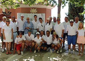 Villa Padierna se impone en el torneo de los
