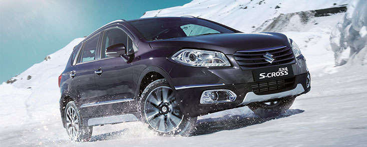Nueva gama Suzuki para el ocio