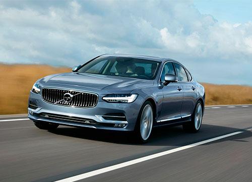 Alternativa Premium con el Volvo S90 y V90