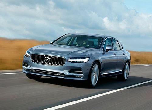 Alternativa premium en el Volvo S90