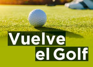 "Golfspain promueve la campaña ""Vuelve el Golf"""