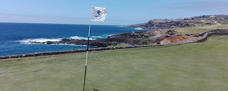 'En Buenavista Golf nadie se aburre'