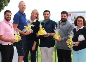 Arranca la vigésimo cuarta edición del World Amateur Golfers Championship