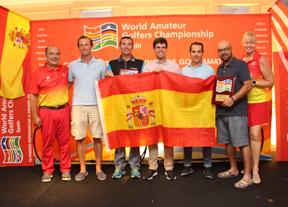 Los cinco de España para la final mundial de golf amateur WAGC 2018