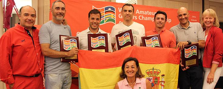 España ya tiene equipo para la final del WAGC de Malasia
