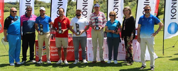 El WAGC Spain 2018 cuenta con nuevos campeones en Sevilla