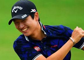 Jeunghun Wang aprovecha su momento