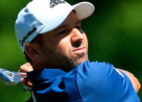 Sergio García intenta mantener el pulso