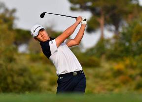 Jeong Weon Ko se une a Blaauw en el liderato del Cape Town Open