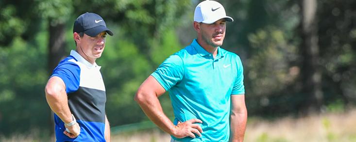 Rory McIlroy y Brooks Koepka se citan para el duelo dominical en el WGC – FedEx St. Jude Invitational con Jon Rahm a tres golpes
