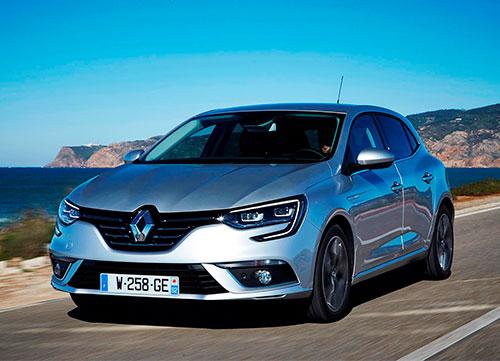 Apuesta segura con el Renault Mégane