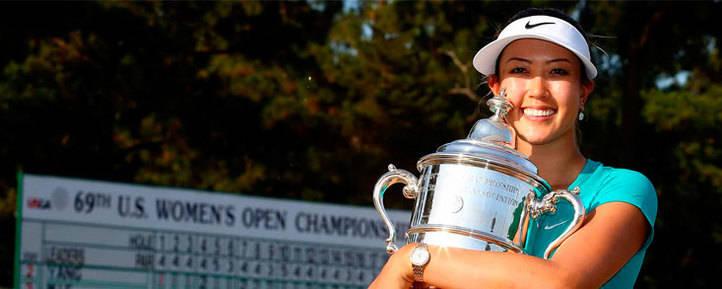 Michelle Wie defiende el título conseguido en Pinehurst