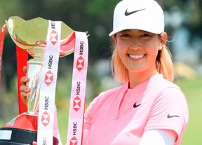 Michelle Wie rompe la opción histórica de Nelly Korda y gana cuatro años después