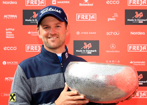 Bernd Wiesberger logra su quinto título en Europa con Larrazábal cuarto