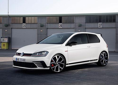 El VW Golf GTI Clubsport más potente de todos los tiempos