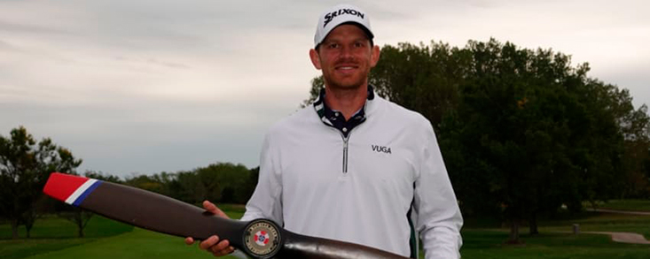 Jared Wolfe se alza con el Wichita Open