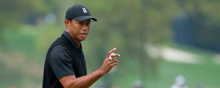 Tiger Woods vuelve a la acción tras el PGA Championship