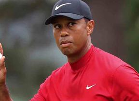 Tiger Woods ya es quinto en el WR