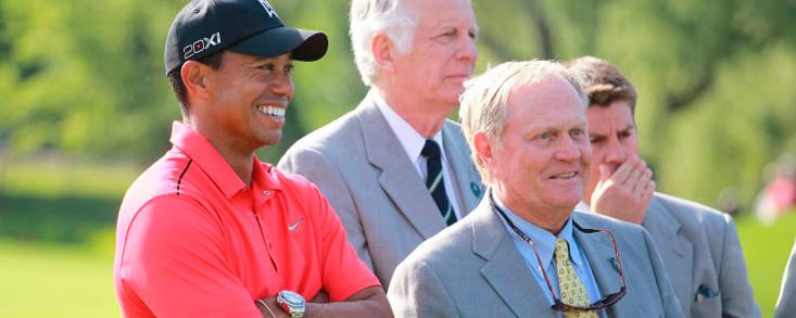 Nicklaus: 'Creo que Tiger está a punto de volver a ganar'
