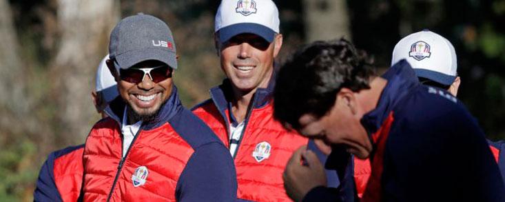 Tiger Woods sube 45 puestos y ya es trigésimo segundo