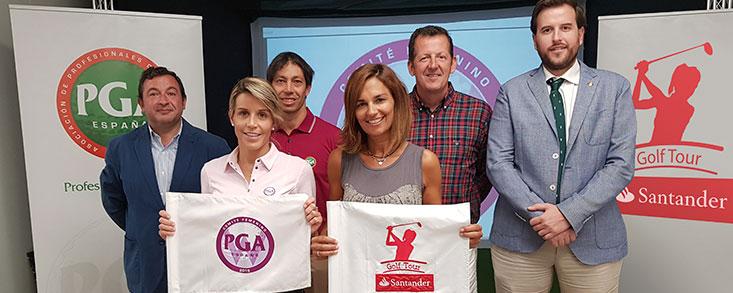 Nace el Orden de Mérito WPGA España Circuto Santander Tour 2017