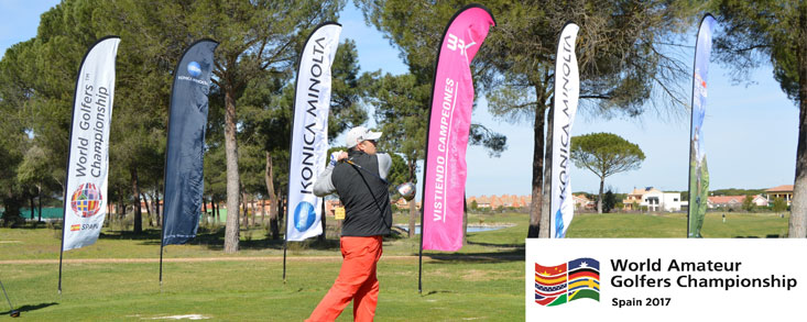 Comienza el Tour del WAGC Spain en el Campo de Aldeamayor Club de Golf