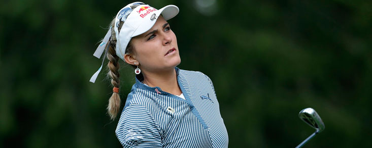 Lexi Thompson, a defender título en Michigan